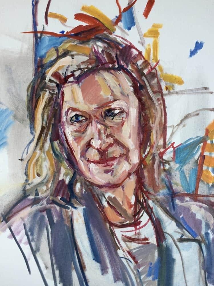 Erica - sketch