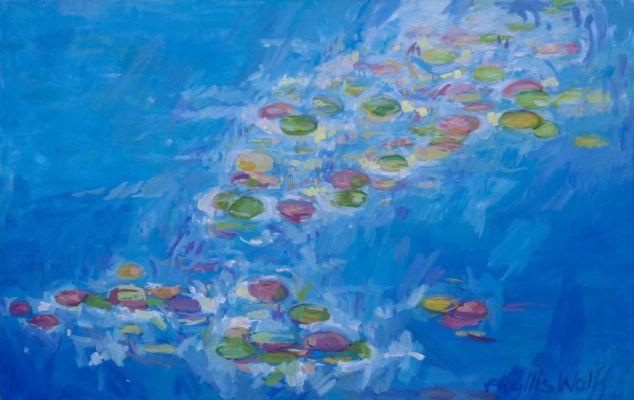 Blue Pond II