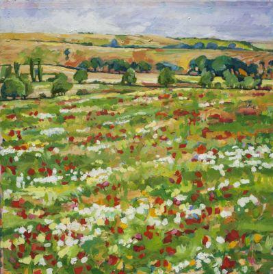 Forbidden Memories - Summer Meadow