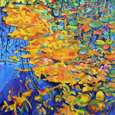 Purple Pond II