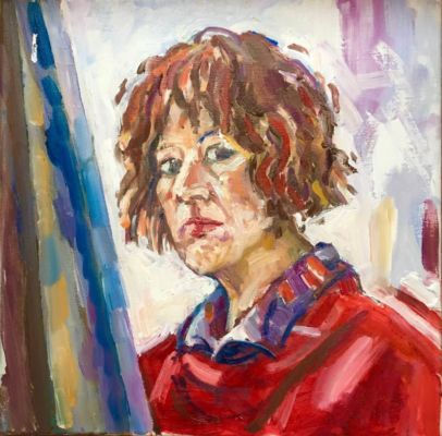 Phyllis - Self Portrait #2