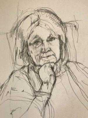 Fanny Charles Sketch 1
